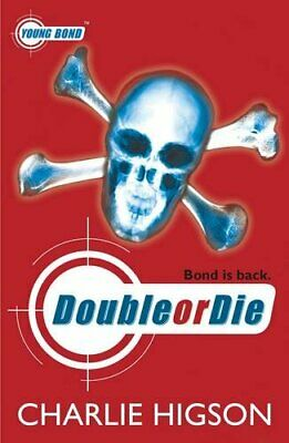Young Bond: Double or Die by Higson, Charlie Paperback Book The Cheap Fast Free