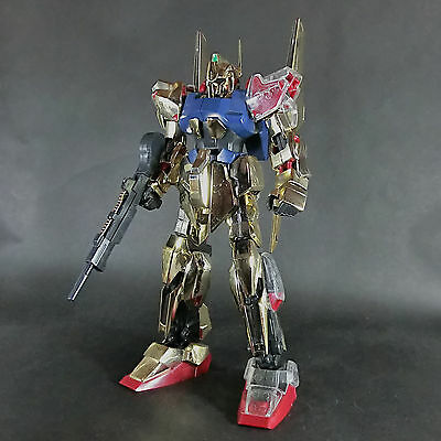 Limited Bandai MG 1/100 Hyakushiki Clear Ver. built model kit Z Gundam Gunpla