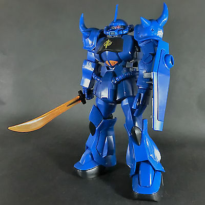 Bandai MG 1/100 MS-07B GOUF Ver.1.0 built model kit Gundam Gunpla Action Figure