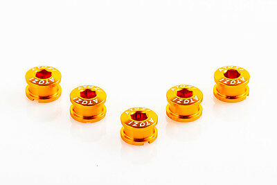 x2 ATOZI Bicycle Cycling Tire Presta Valve Cap French Type US Seller Gold