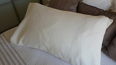 Pillow Case Coolmax Cover Only Bedding Thermo Regulating