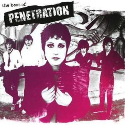 Penetration : The Best of Penetration CD (2005)***NEW***