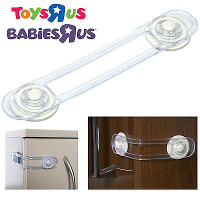 BABIES R US® Safty Multi-Purpose Latch Lock Prevents Children Open Cabinet #8066
