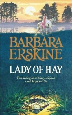 Lady of Hay, Erskine, Barbara Paperback Book The Cheap Fast Free Post