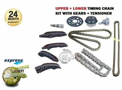 For Bmw N47Sd20D Upper Lower Timing Chain Kit