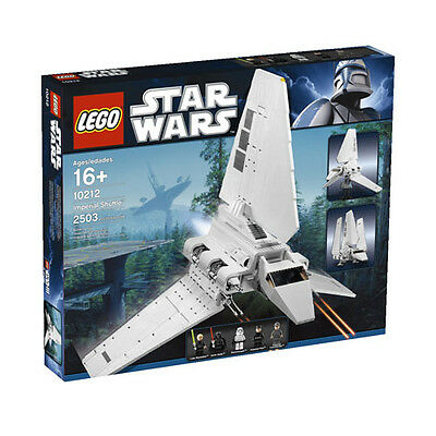 Lego Star Wars Imperial Shuttle (10212) BRAND NEW, SEALED IN THE BOX
