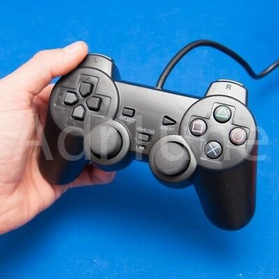 Mando compatible para playstation 2 con cable PS2 cable PS Play 2 STICK gamepad