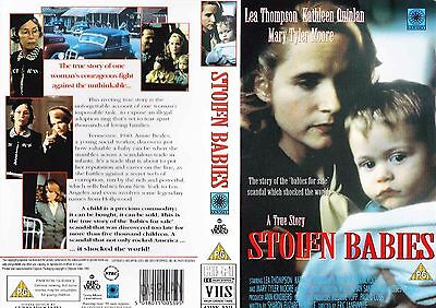 Stolen Babies, Lea Thompson Video Promo Sample Sleeve/Cover #14821