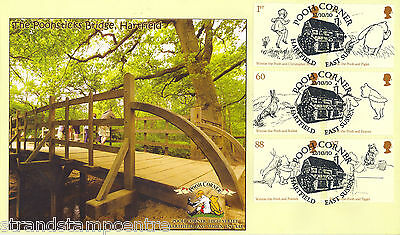 2010 Winnie The Pooh (Stamps) - Steven Scott Official (Unsigned)