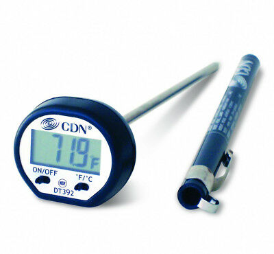 CDN ProAccurate Digital Instant Read Thermometer DT392 NSF Certified