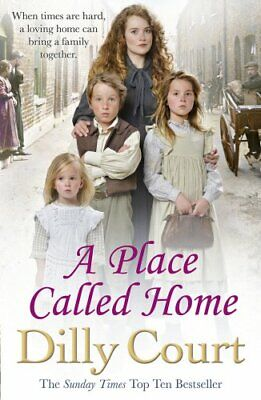 A Place Called Home by Court, Dilly Book The Cheap Fast Free Post
