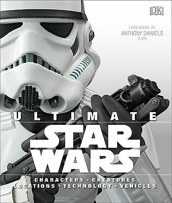 Ultimate Star Wars by Ryder Windham (Hardcover) FREE SHIPPING NEW CXX