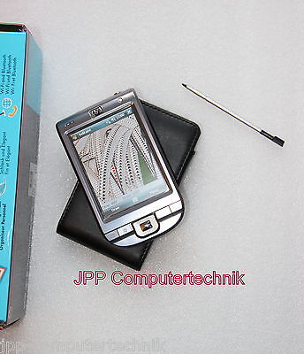 Hewlett Packard HP iPaq 114 PDA Handheld Pocket PC English UK GB USED