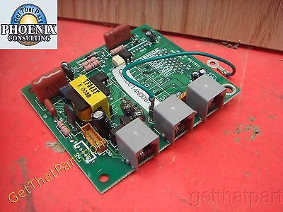 Toshiba DP80 DP80F Fax NCU Line PCB Board Assembly 12045842