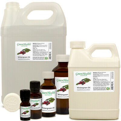 Wintergreen Essential Oil 100% Pure Free Shipping