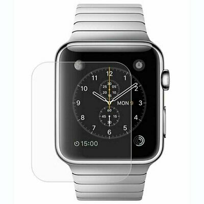 Premium Tempered Glass Screen Protector For Apple Watch 38mm Watch (Series 1/2)