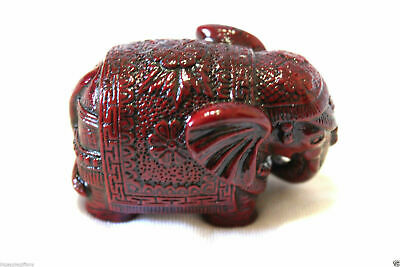 Feng Shui Elegant Elephant  Statue Lucky Wealth Figurine Gift & Home Decor