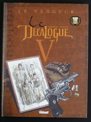 LE DECALOGUE Tome 5 CN