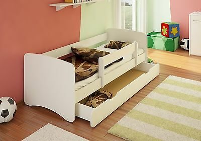 Bfk Best For Kids Kinderbett Bett Jugendbett Weiss Weiss