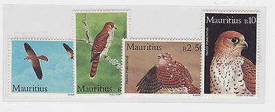 Mauritius uccelli stamps