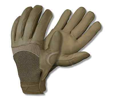 Uniforce Kevlar Cut Puncture Chem Resistant Tactical Glove Tan Franklin XXL