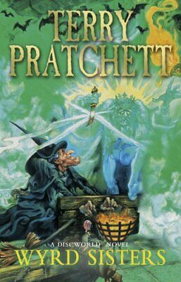 Wyrd Sisters: A Discworld Novel: 6 by Pratchett, Terry Paperback Book The Cheap