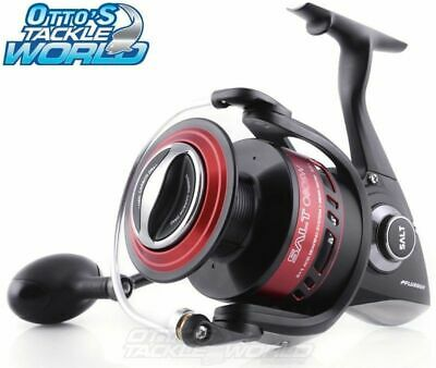 Pflueger Salt 4000 2015 PSF40 Spin Fishing Reel BRAND NEW at Otto's Tackle World