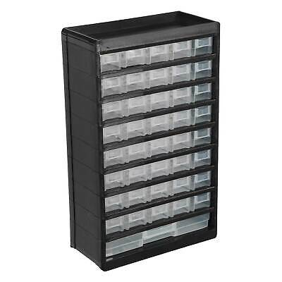 Sealey Garage/Workshop Part/Tool Storage Cabinet Box - 41 Drawer - APDC41