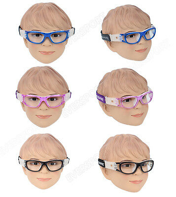 EVERSPORT  Kids Children Basketball Football Goggles Sports Protective Glasses