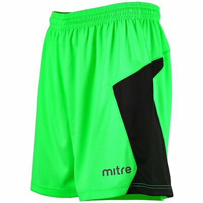 New Mitre Football Sports Goalie Clothing Un-Padded Defense Goalkeeper Short