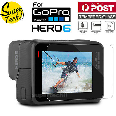 LCD Tempered Glass Screen Protector Protective for GoPro Hero 6 Camera Accessory