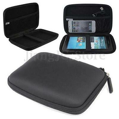 "7"" Hard Carry Case Bag Cover For Garmin Nuvi 50LM 1490 3590 3550 2595 T LMT GPS"