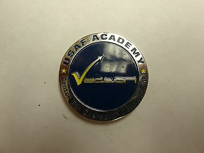 Challenge Coin Us Air Force Academy Center For Character Development