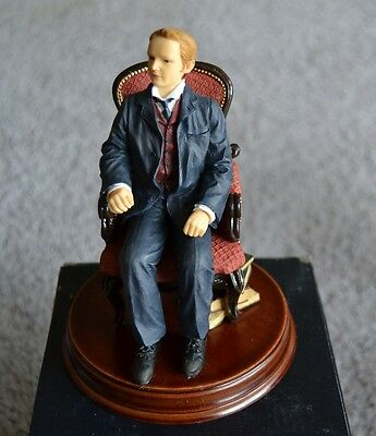 NEW! TITANIC THOMAS ANDREWS FIGURE HARLAND & WOLFE MARITIME HERITAGE COLLECTION