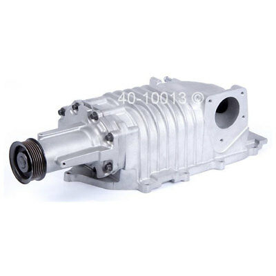OEM Genuine Remanufactured Supercharger Fits Nissan Frontier And Xterra