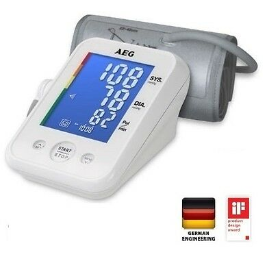 Digital Blood Pressure Monitor Automatic Upper Arm Brand New Post Free Not Omron