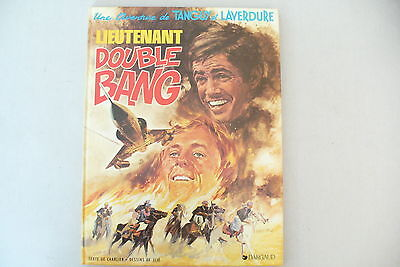 BD - TANGUY LAVERDURE  // DOUBLE BANG  // ETAT CORRECT !! a collectionner