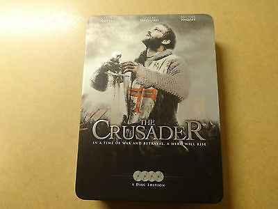4-Disc Dvd Box / The Crusader (Steel Case Special Limited Edition)