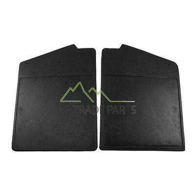 Land Rover Defender 90 Rear Mudflaps X2 Heavy Duty Upto 1998 Mxc6412 / Mxc6413