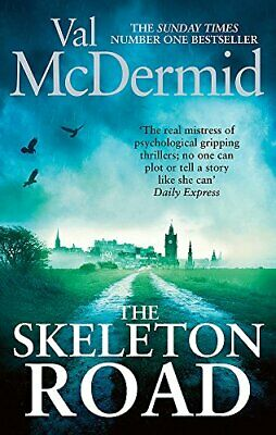 The Skeleton Road by McDermid, Val Book The Cheap Fast Free Post