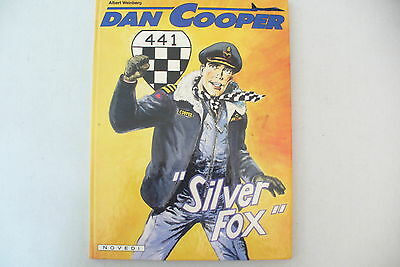 BD - DAN COOPER // SILVER FOX.  // -  TBE !! a collectionner