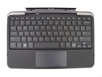 Genuine Dell XPS 10 Mobile Keyboard Dock with Battery US English Layout RMV2P