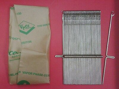 100 New Needles for Brother KR587 to KR850 Knitting machines