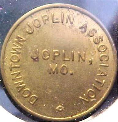 Joplin Missouri Parking Token-7188