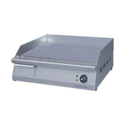 Electric Griddle / Hotplate with Single Control, 550mm Wide, ElectMax Commercial