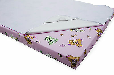 Waterproof Matteress Protector Terry Towel Bed Toddler Bed 140x70 160x80 180x80