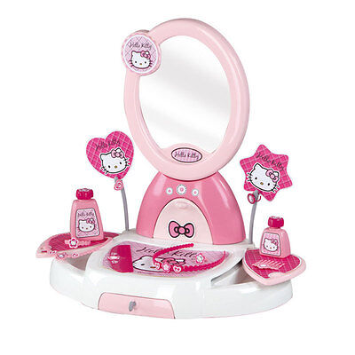 Smoby - 24113 - Jewelry and Cosmetics - Hello kitty - Dressing Table