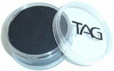 TAG Professional Body Art & Face Paint 90g - Black