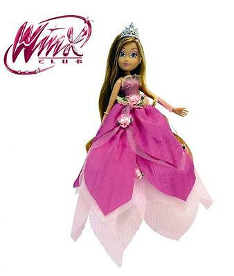 Smoby - 5457900 - Doll and Mini Doll - Winx Movie - Bal - Flora