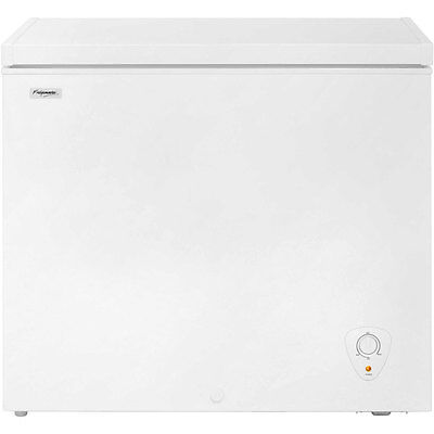 Fridgemaster MCF205 Free Standing 205 Litres A+ Chest Freezer White - from AO